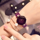Fashion Simple Diamond Rhombus Watch  NHSR366279