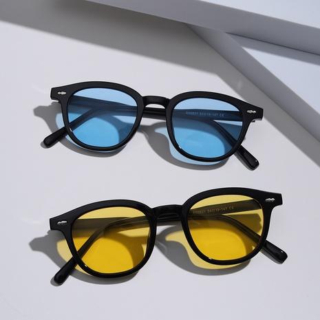 gafas de sol de montura pequeña redondas retro al por mayor NHXU366349's discount tags