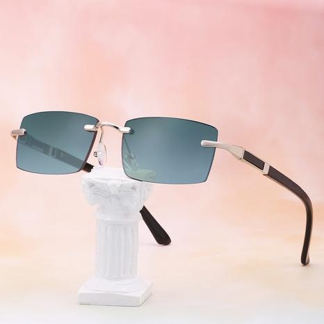 Gafas de sol de metal sin límites de moda al por mayor NHLMO366358's discount tags