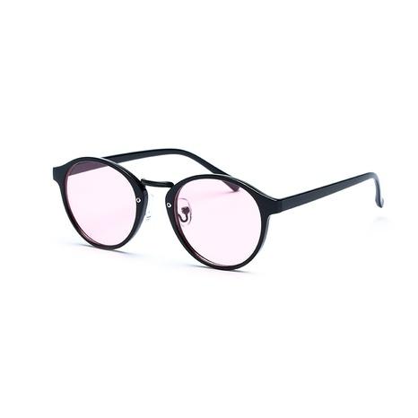 Gafas de sol de marco redondo retro al por mayor NHLMO366365's discount tags