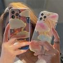 fashion laser colorful cloud mobile phone allinclusive soft case NHFI366525