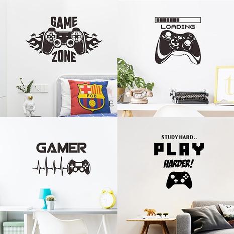 nouvelle lettre de poignée de jeu de mode GRME stickers muraux décoratifs NHAF366702's discount tags
