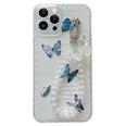 NHFI1696390-Diamond-transparent-blue-butterfly-+-chain-Apple