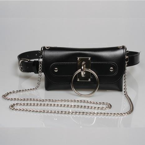 Cinturón decorativo de cadena de bolso de cintura de anillo simple NHJSR366899's discount tags