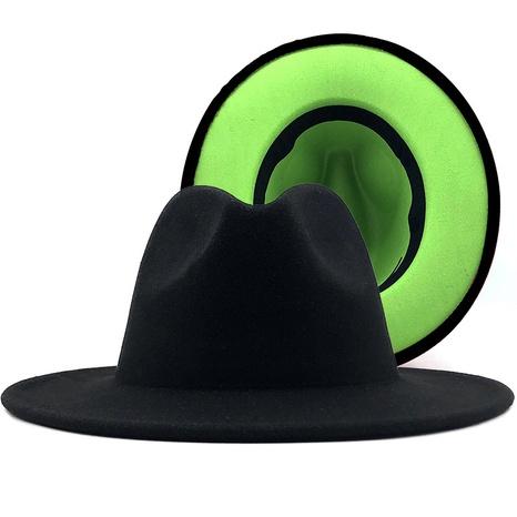 sombrero de lana de estilo étnico simple de 42 colores NHXV366918's discount tags