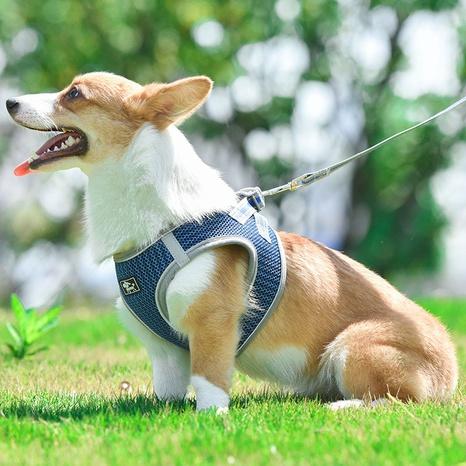Nuevo arnés de pecho reflectante para mascotas tipo chaleco al por mayor NHWR366799's discount tags