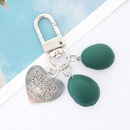 Keychain Airpods avocado small gift protective cover bag car pendant NHWQ366962