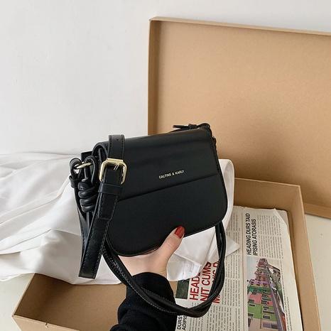 Bolsa axila simple de color liso NHLH367037's discount tags