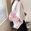Korean pearl chain bowknot messenger bag NHXC367234