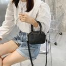 fashion casual candy color zipper oneshoulder portable diagonal bag NHJZ367269