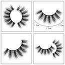 fashion 3d threedimensional thick false eyelashes NHLUU367336