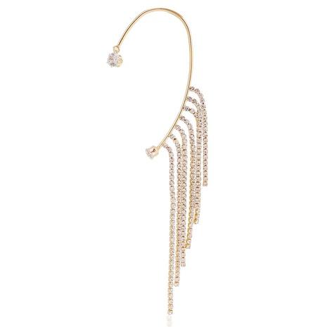 Boucles d'oreilles longues non percées avec gland de style coréen NHJJ367447's discount tags