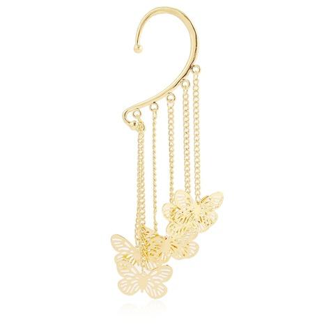 Boucles d'oreilles à pendentif papillon à la mode NHJJ367449's discount tags