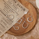 simple pullout soft chain adjustable copper rings wholesale  NHMS367557