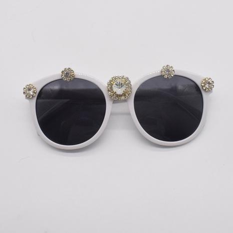 Lunettes de soleil pare-soleil à diamants baroques à la mode NHNT367780's discount tags