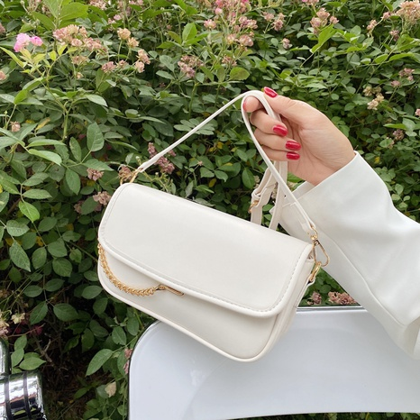 fashion candy color shoulder messenger small square bag NHJZ367969's discount tags