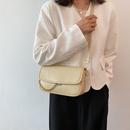 fashion candy color shoulder messenger small square bag NHJZ367969