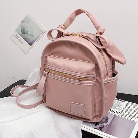 Korean style lightweight Oxford cloth large-capacity backpack NHLH368356's discount tags