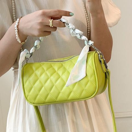 fashion chain messenger single shoulder armpit small square bag NHLH368371's discount tags
