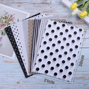 Fashion A4 black and white pattern Sydney paper NHUY368731