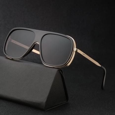 Espejo de sapo piloto retro conduciendo gafas de sol deportivas NHLMO369018's discount tags