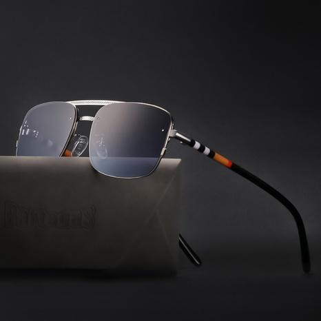Gafas de sol retro sapo aviador al aire libre al por mayor NHLMO369021's discount tags