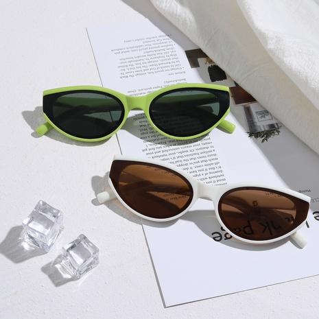 Gafas de sol marrones Retro Toad Cat Eye NHXU369031's discount tags