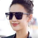Fashion onepiece square sunglasses NHKD369560