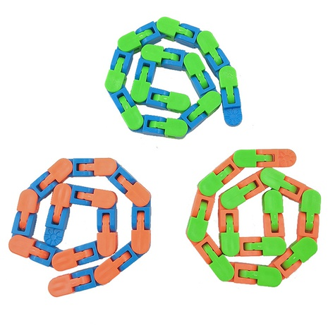 casual variety folding chain vent decompression toy NHZHI369603's discount tags