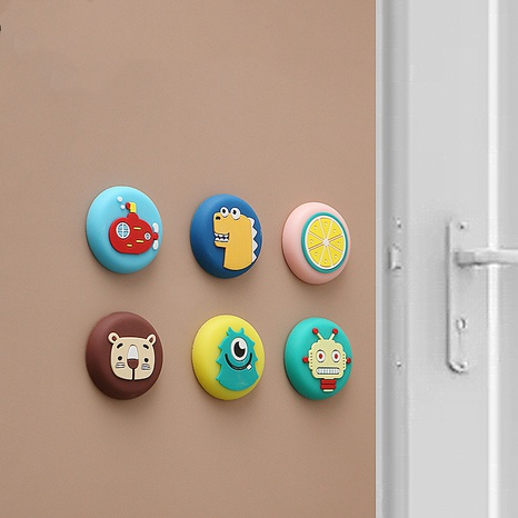 Fashion cartoon anti-collision pad behind the door NHYUE369623's discount tags