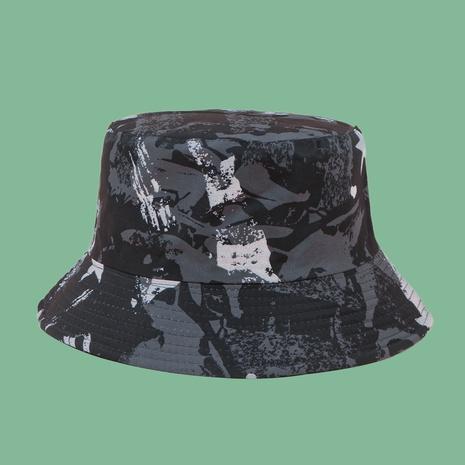 Mode im koreanischen Stil Tuschemalerei Sonnenschirm Fischerhut NHAMD360658's discount tags