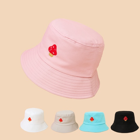 Sonnenschirm im koreanischen Stil mit breiter Krempe, Pilz-Fischerhut NHAMD360660's discount tags