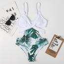 nouveau bikini une pice de couleur sexy assortie  la mode NHHL360688