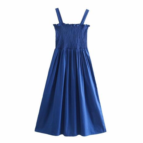 Fashion summer slim slimming suspender dress  NHAM360789's discount tags
