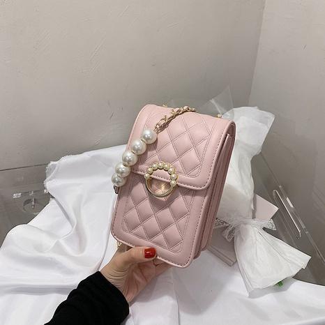 Petit sac de perles de fil de broderie décontracté simple de mode coréenne NHTG360852's discount tags