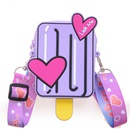 cute candy color bottle ice cream shape silicone bag  NHTG360884