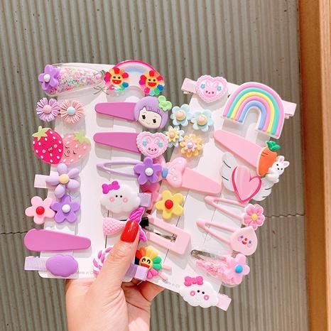 Clip bb pequeño para niños de dibujos animados de color coreano NHSA371161's discount tags