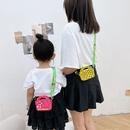 Korean silicone fruit childrens messenger bag  NHAV371680