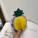 Korean pineapple shape messenger bag NHRU371786