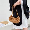 Korean candy color fold shoulder bag NHRU371802