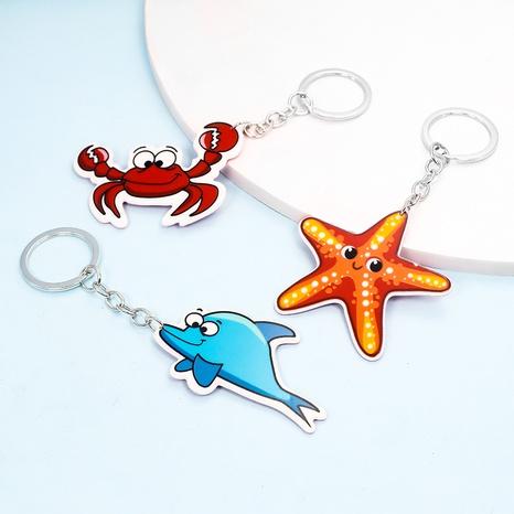 Porte-clés fruits de mer NHAP373378's discount tags
