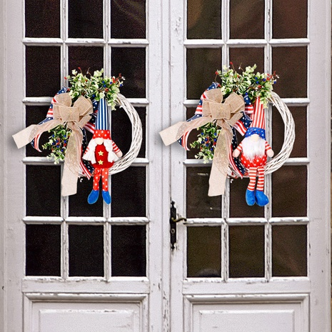 Fashion American Independence Day Rudolph Garland NHHB373593's discount tags