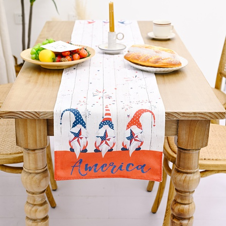 Tischdekoration für den Tag der Modeunabhängigkeit NHHB373597's discount tags
