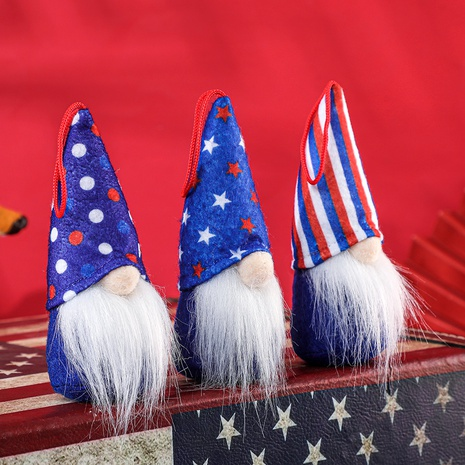 Fashion US Independence Day Puppe NHHB373602's discount tags