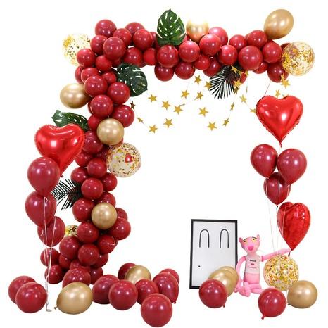 Ensemble de décoration de guirlande de ballons rouges à la mode NHAH373622's discount tags