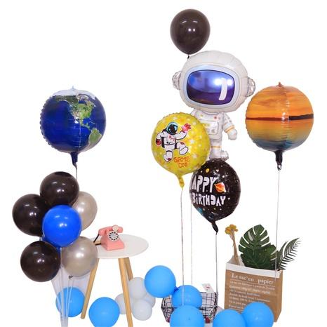 Ballon de film d'aluminium de la terre d'errance d'astronaute de mode NHAH373626's discount tags