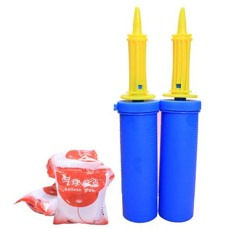 Fashion Hand Push Aluminiumfolienballon Latex NHAH373623's discount tags
