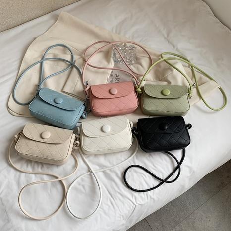 sac de messager d'épaule de couleur de bonbon de mode en gros NHJZ374204's discount tags