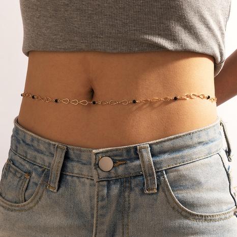 Nihaojewelry jewelry wholesale geometric waist chain NHGY374956's discount tags