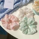wholesale jewelry korean candy color cloth hair scrunchies Nihaojewelry NHCQ375010
